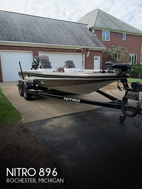 Used NITRO Boats For Sale in Michigan by owner | 2001 Nitro 20