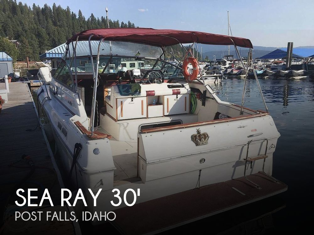 1989 Sea Ray boat for sale, model of the boat is 300 & Image # 1 of 17