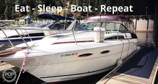 1989 Sea Ray boat for sale, model of the boat is 300 & Image # 13 of 17