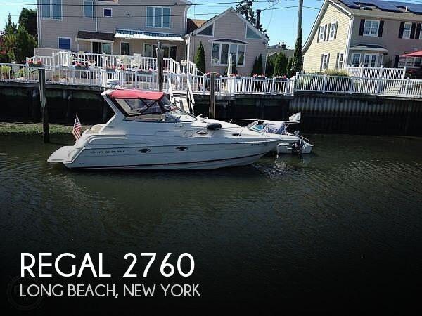 Used Regal Boats For Sale in New York by owner | 2000 Regal 27
