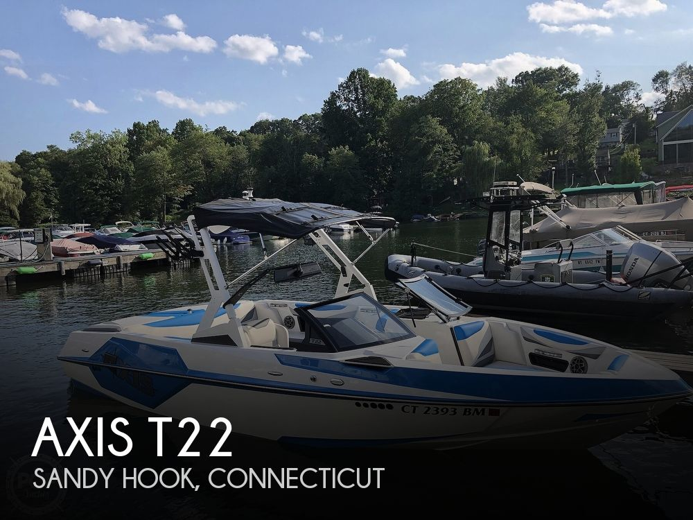 Used Axis Boats For Sale by owner | 2020 Axis T22