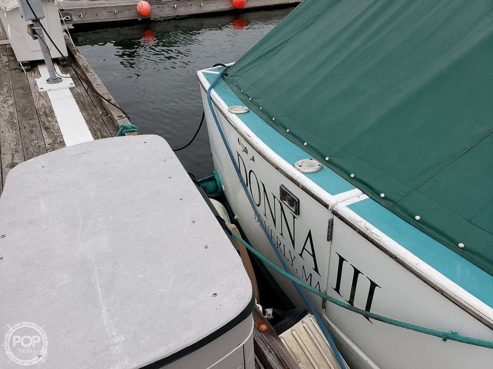 1967 Hatteras boat for sale, model of the boat is 34 Convertible & Image # 6 of 40