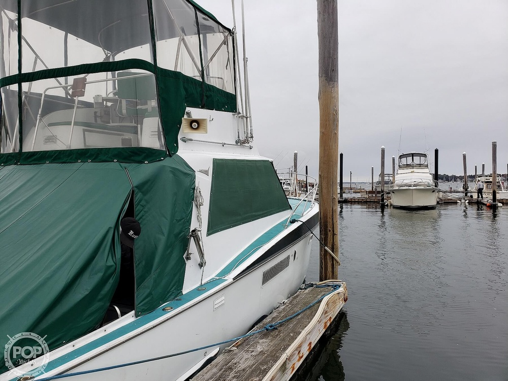 1967 Hatteras boat for sale, model of the boat is 34 Convertible & Image # 8 of 40