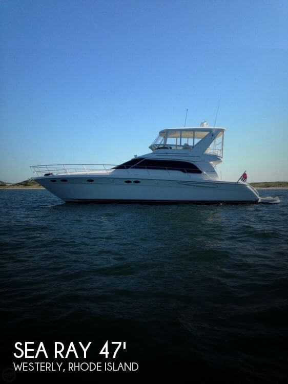Used Sea Ray Motoryachts For Sale by owner | 1999 Sea Ray 47