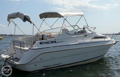 Wellcraft Excel 23SE, 23, for sale - $15,000
