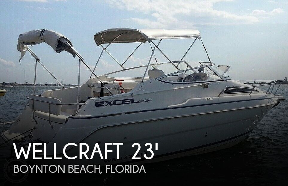 Used Wellcraft 23 Boats For Sale by owner | 1996 Wellcraft 23