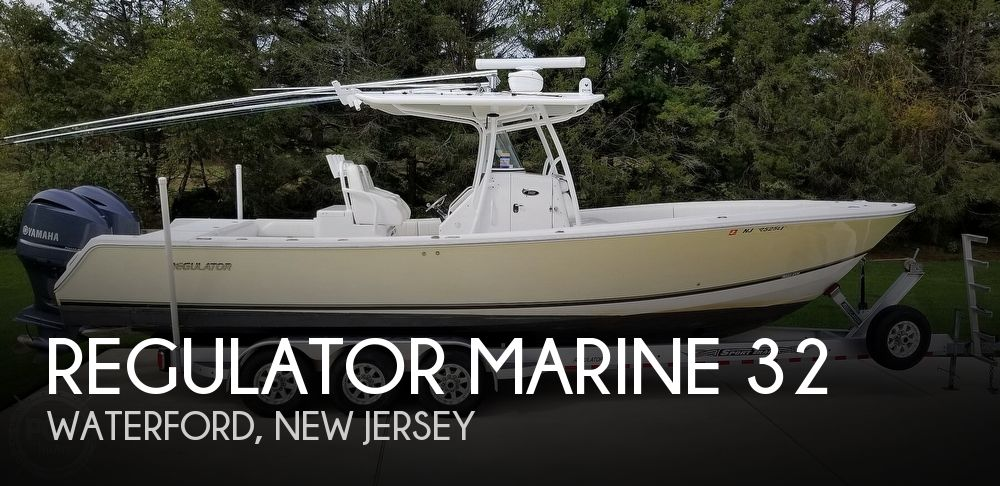 Used Boats For Sale by owner   2014 Regulator Marine 32 FS