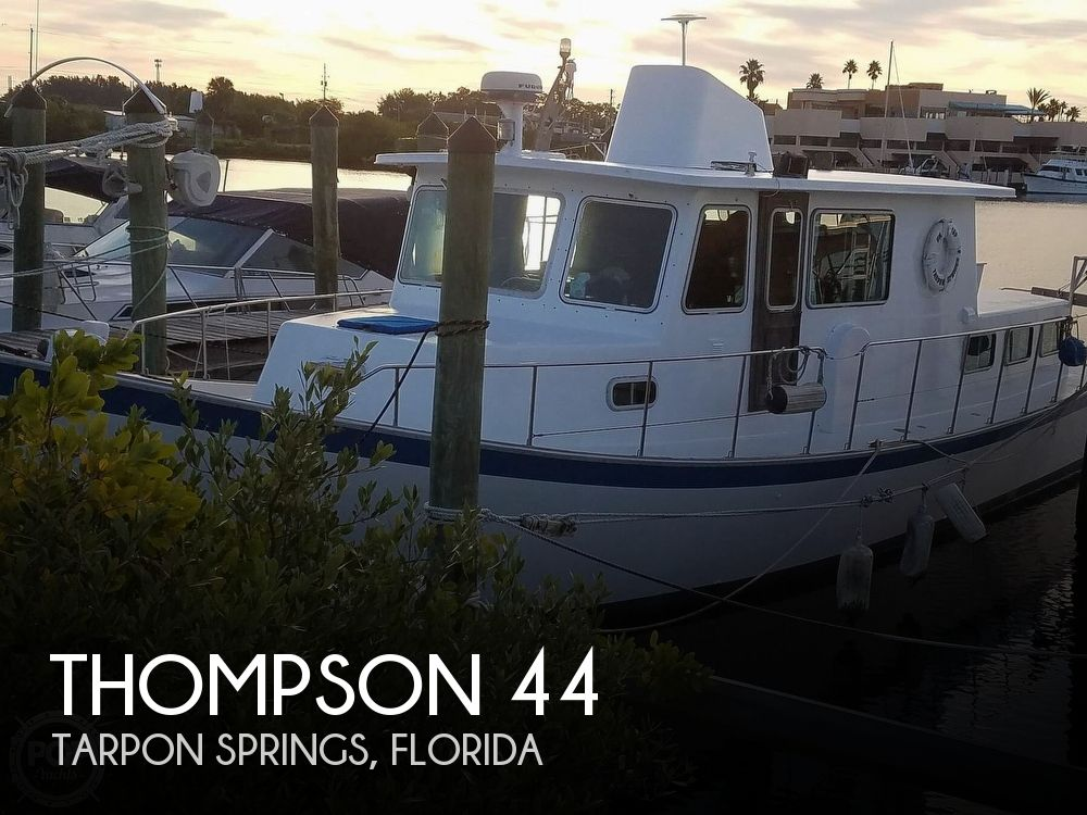 Used Thompson Boats For Sale by owner | 1977 Thompson 44