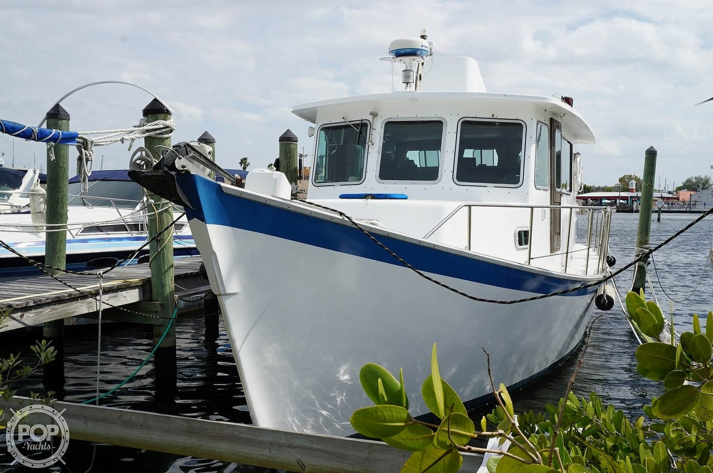 1977 Thompson boat for sale, model of the boat is 44 Trawler & Image # 18 of 40