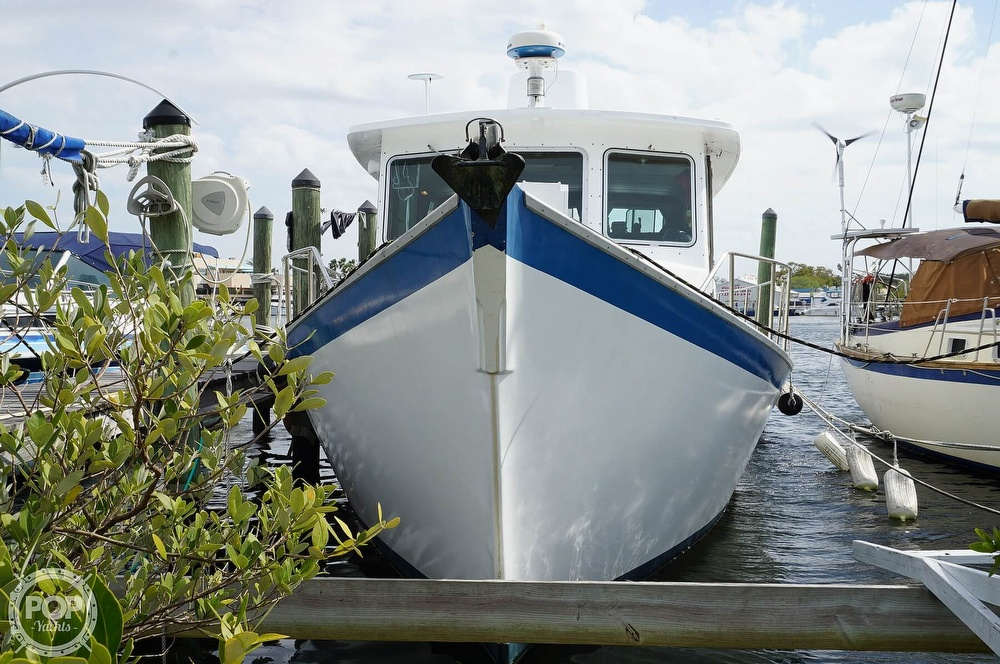 1977 Thompson boat for sale, model of the boat is 44 Trawler & Image # 19 of 40