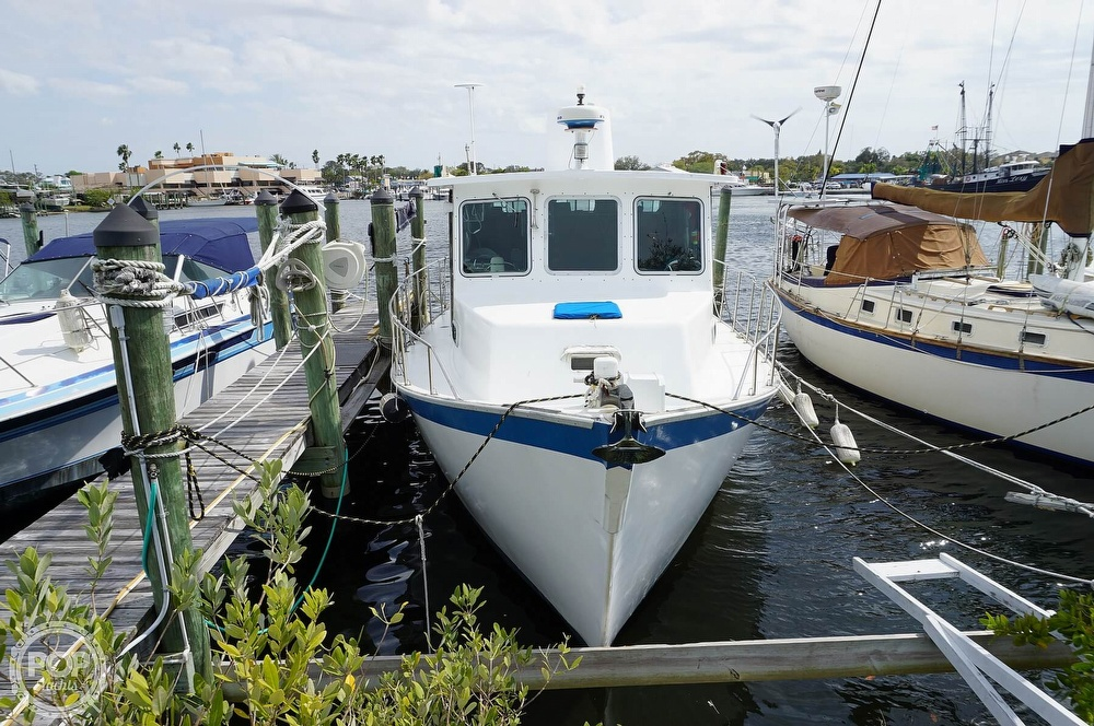 1977 Thompson boat for sale, model of the boat is 44 Trawler & Image # 20 of 40