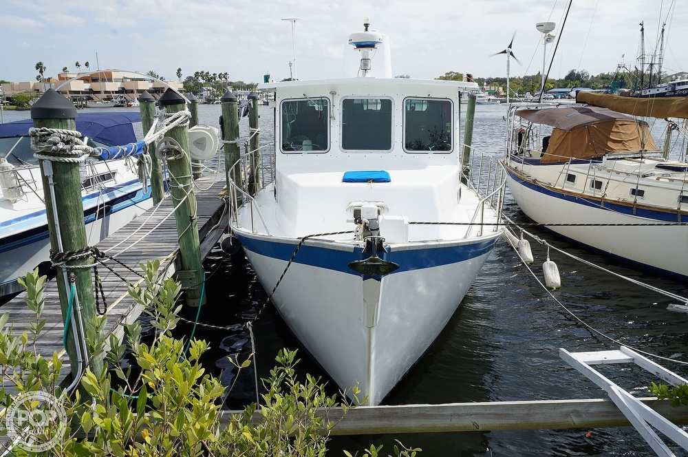 1977 Thompson boat for sale, model of the boat is 44 Trawler & Image # 21 of 40
