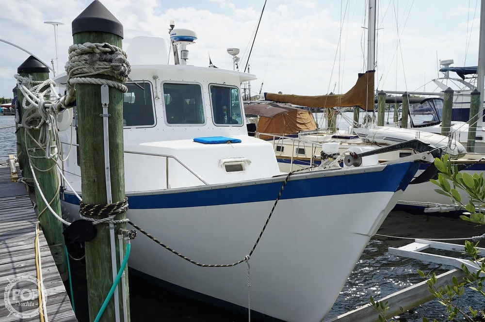 1977 Thompson boat for sale, model of the boat is 44 Trawler & Image # 22 of 40