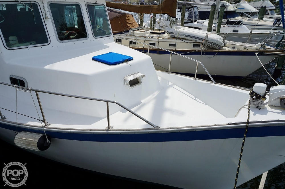 1977 Thompson boat for sale, model of the boat is 44 Trawler & Image # 24 of 40