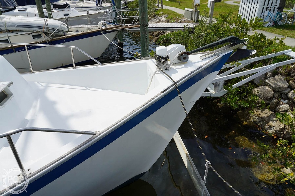 1977 Thompson boat for sale, model of the boat is 44 Trawler & Image # 25 of 40
