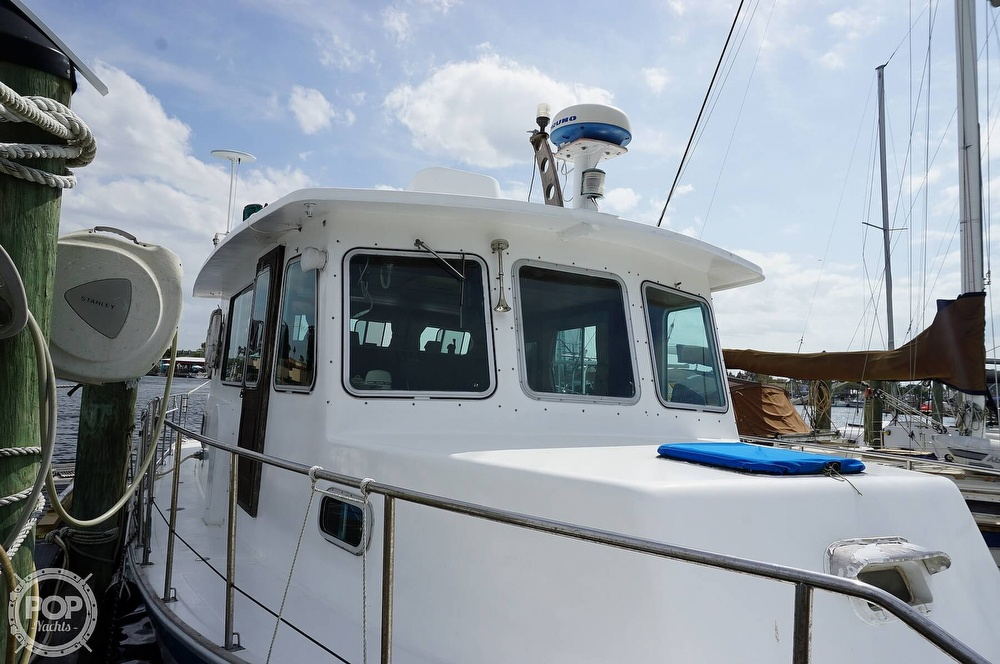 1977 Thompson boat for sale, model of the boat is 44 Trawler & Image # 26 of 40