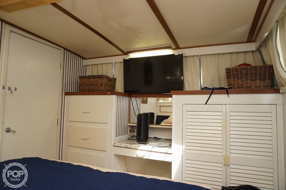 1977 Thompson boat for sale, model of the boat is 44 Trawler & Image # 5 of 40