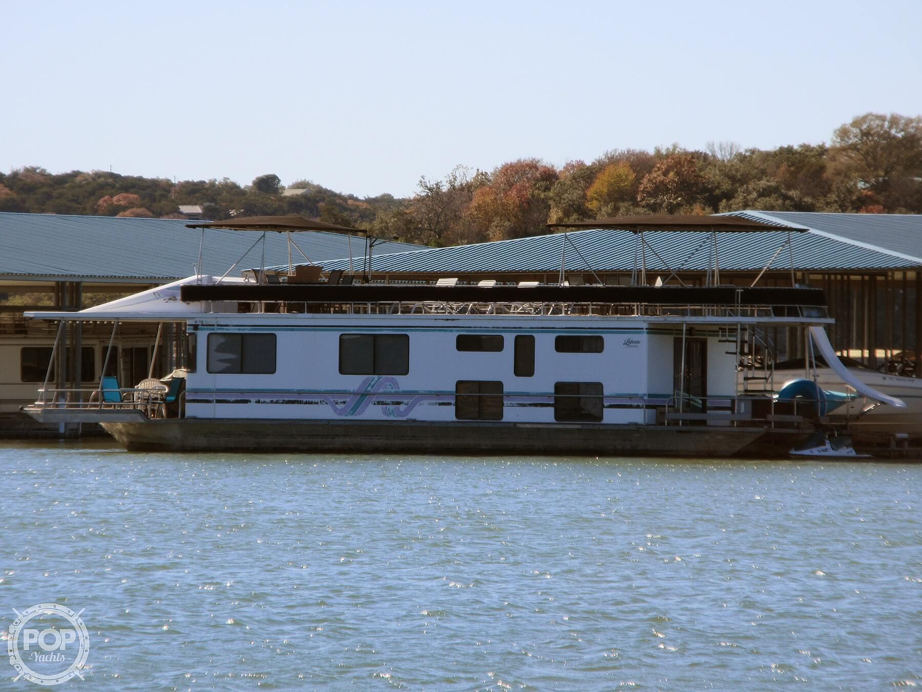 16 X 64 Houseboat