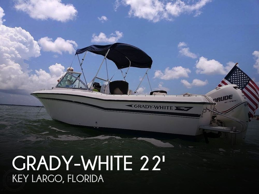 Used Grady-White 22 Boats For Sale in Florida by owner | 1994 Grady-White Tournament 223