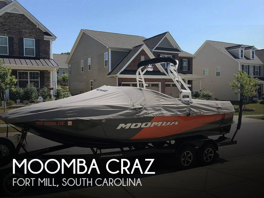 Used Boats For Sale in Charlotte, North Carolina by owner | 2016 22 foot Moomba Craz