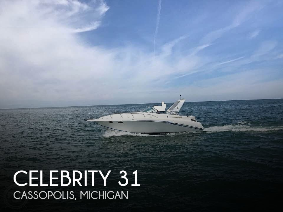Used Boats For Sale in Fort Wayne, Indiana by owner | 1995 Celebrity 31