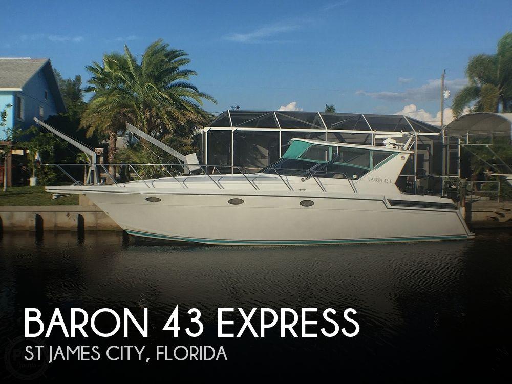 1990 Baron 43 Express