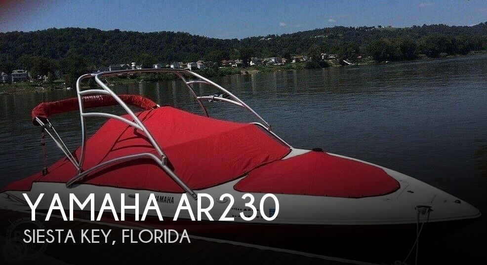 Used Yamaha Boats For Sale in Cape Coral, Florida by owner | 2006 Yamaha AR230
