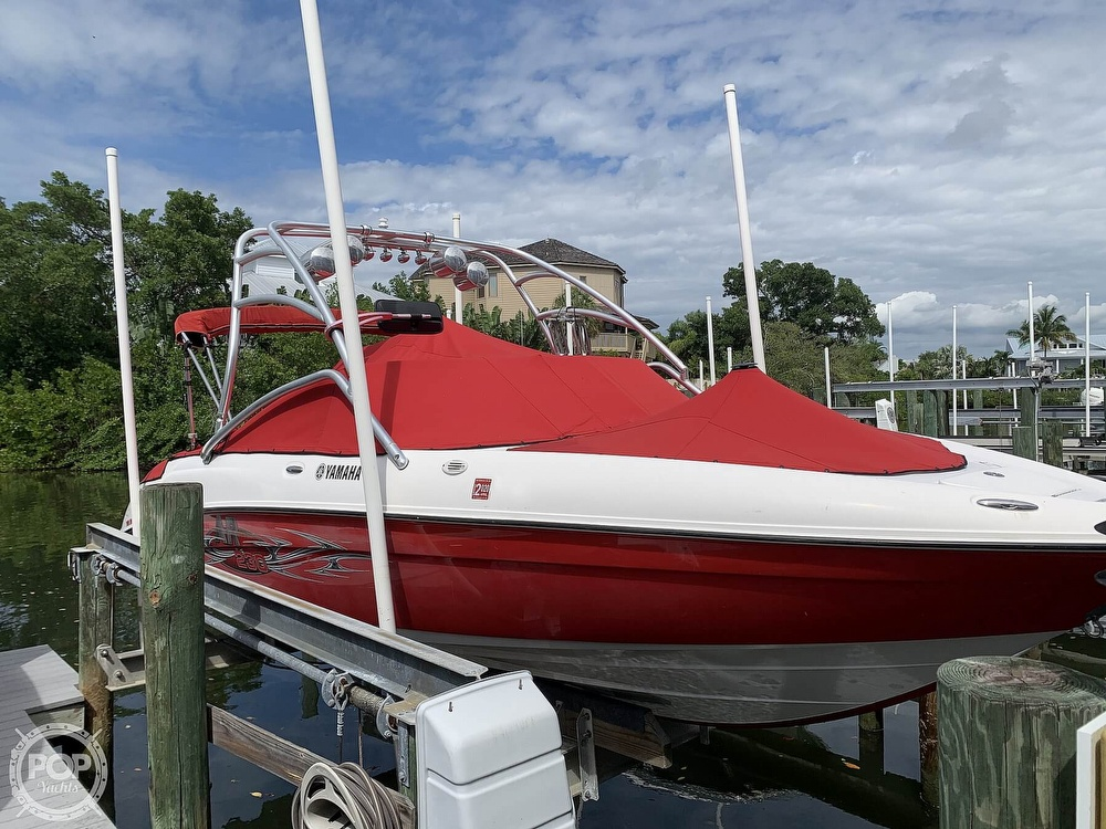 2006 Yamaha boat for sale, model of the boat is 230 AR & Image # 2 of 40