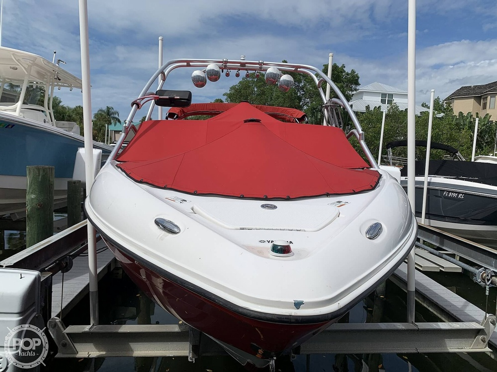 2006 Yamaha boat for sale, model of the boat is 230 AR & Image # 22 of 40
