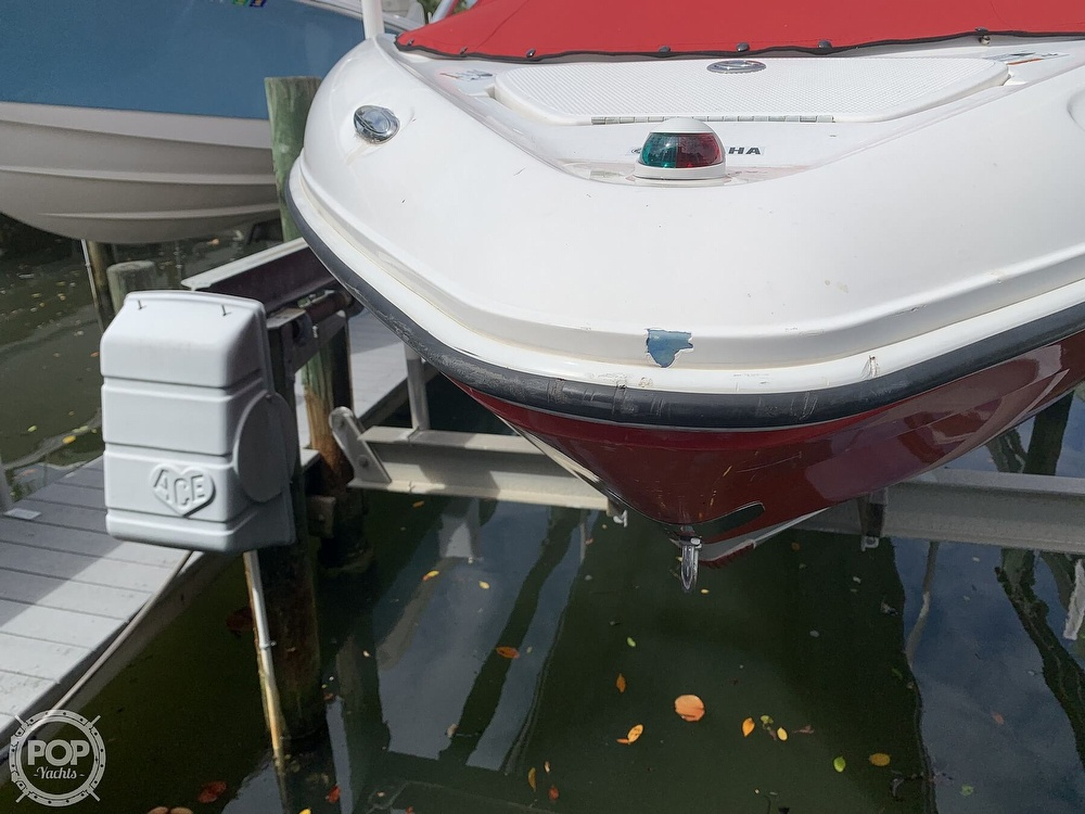 2006 Yamaha boat for sale, model of the boat is 230 AR & Image # 23 of 40
