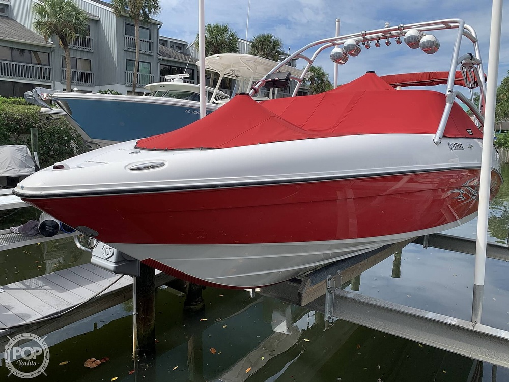 2006 Yamaha boat for sale, model of the boat is 230 AR & Image # 25 of 40