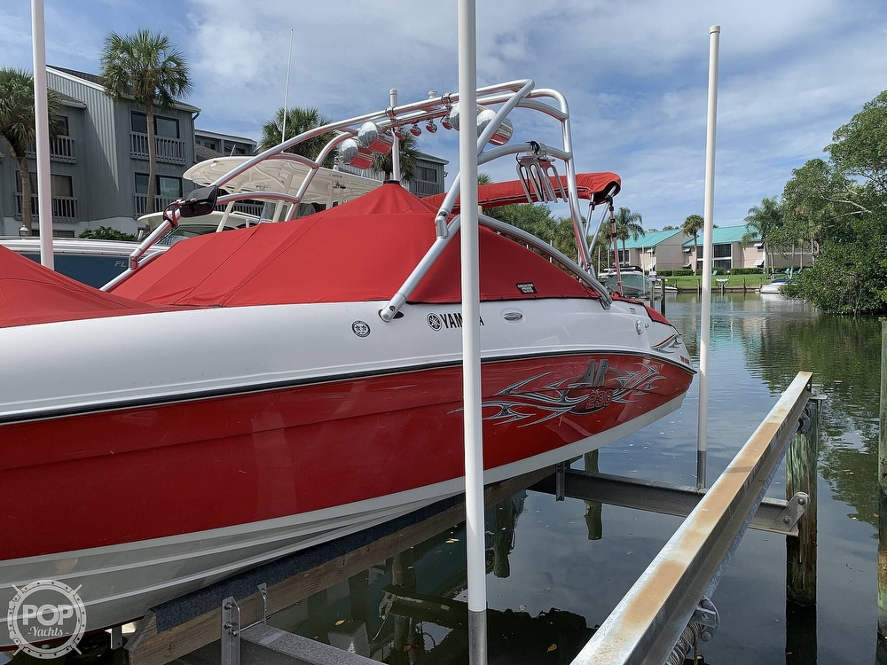 2006 Yamaha boat for sale, model of the boat is 230 AR & Image # 26 of 40