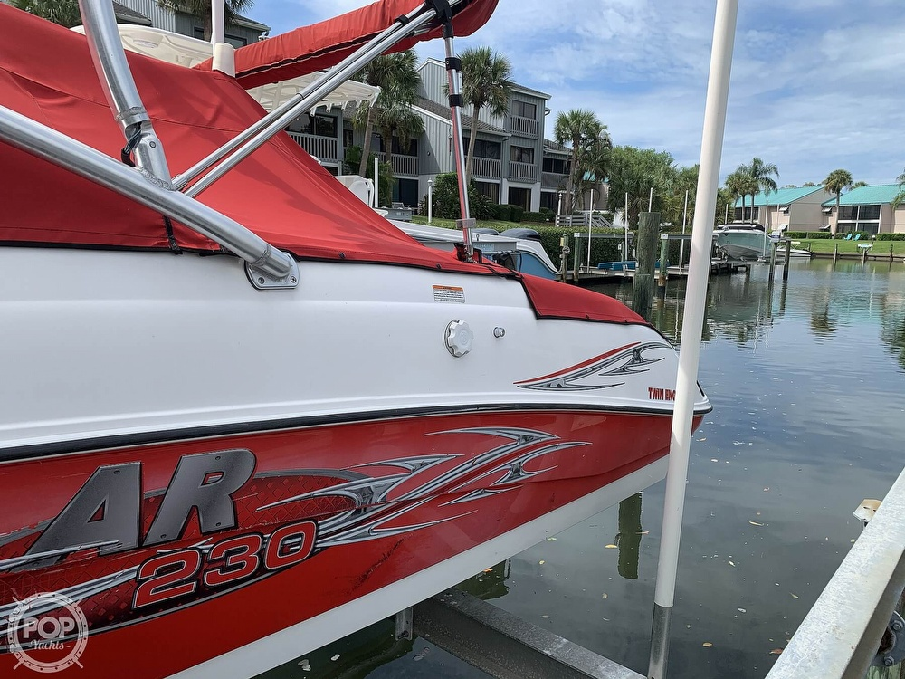 2006 Yamaha boat for sale, model of the boat is 230 AR & Image # 27 of 40