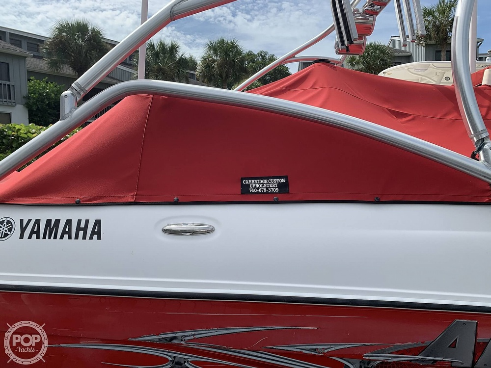2006 Yamaha boat for sale, model of the boat is 230 AR & Image # 28 of 40