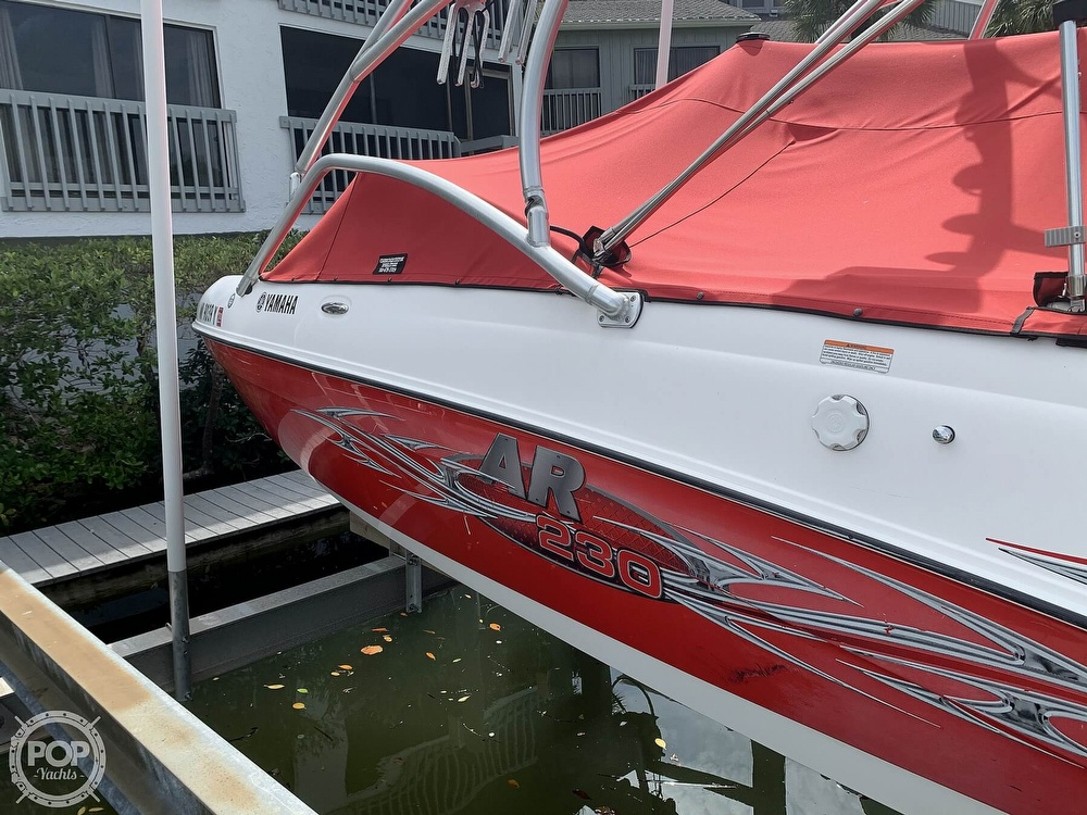 2006 Yamaha boat for sale, model of the boat is 230 AR & Image # 30 of 40
