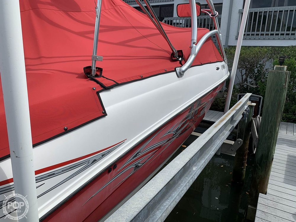 2006 Yamaha boat for sale, model of the boat is 230 AR & Image # 33 of 40