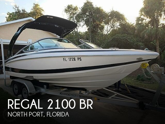 Used Regal 2100 Boats For Sale by owner | 2014 Regal 2100 BR