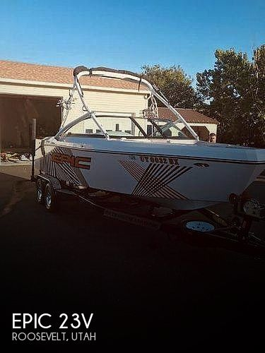 Used Epic Boats For Sale by owner | 2013 Epic 23V