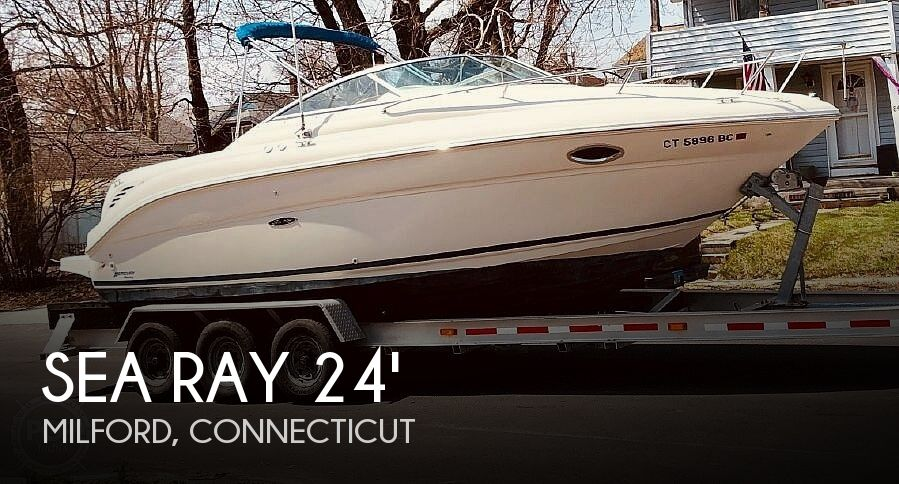 Used Sea Ray 245 Boats For Sale by owner | 2004 Sea Ray Weekender 245