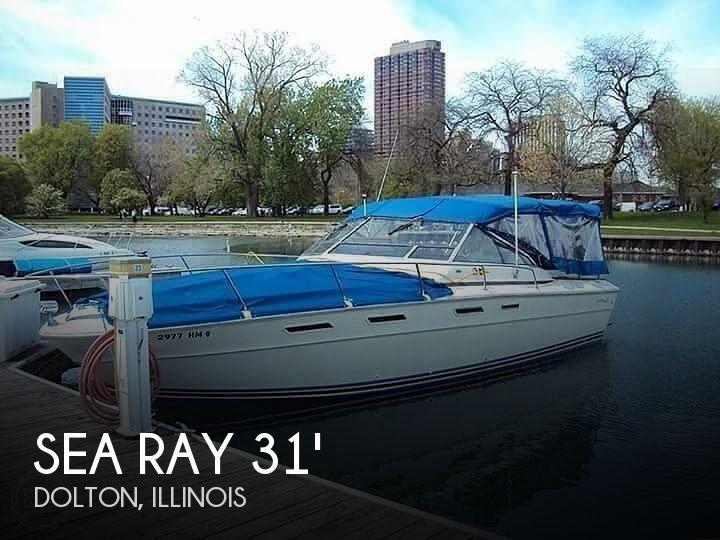 Used Sea Ray Weekender Boats For Sale by owner | 1978 30 foot Sea Ray Weekender