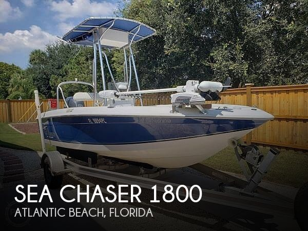 Used Sea chaser Boats For Sale by owner | 2011 Sea Chaser 1800