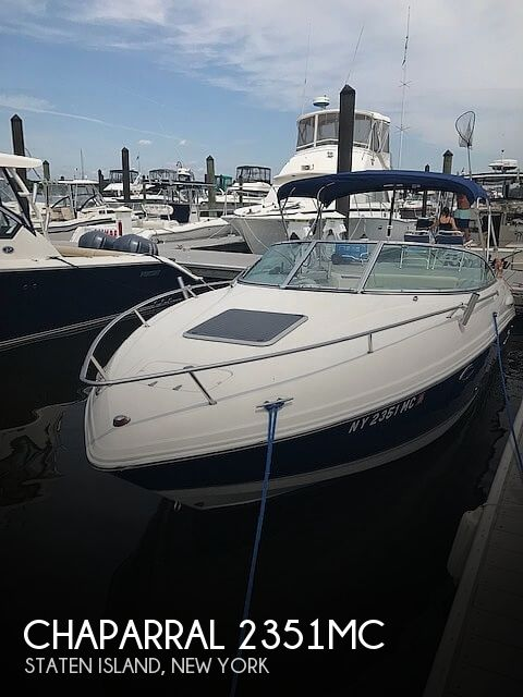 Used Chaparral Boats For Sale in Bridgeport, Connecticut by owner | 2005 Chaparral 2351MC
