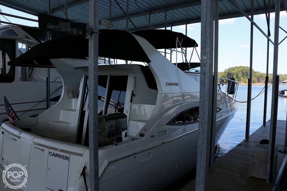 1997 Carver 350 Mariner Powered By Twin Crusader 350XL Engines
