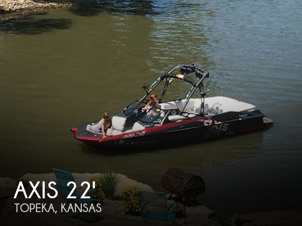 Used Boats For Sale in Kansas by owner | 2013 Axis A22 Recon Edition