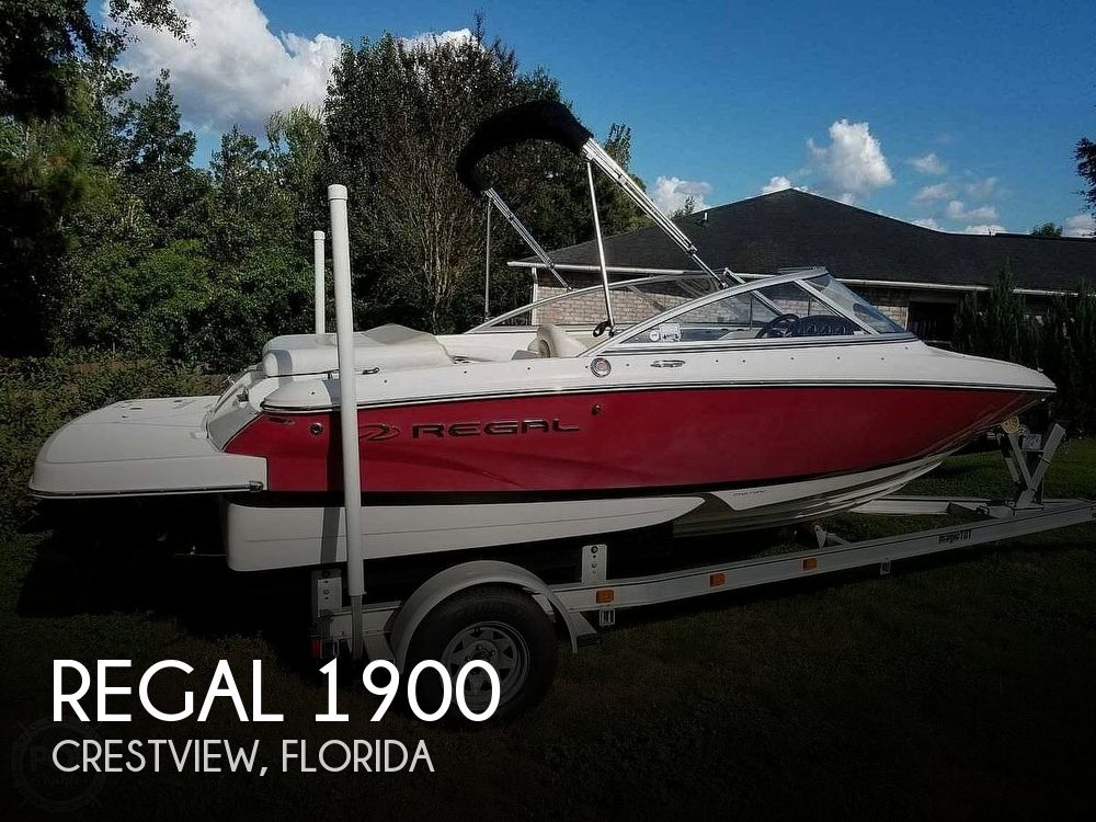 Used Regal 1900 Boats For Sale by owner | 2014 Regal 1900