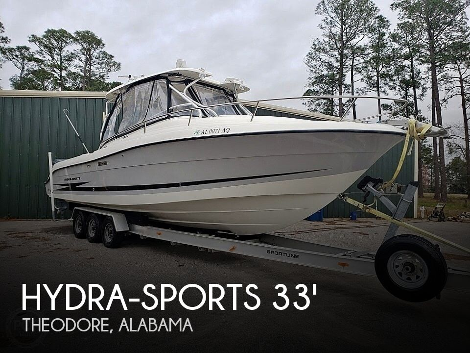 Used Boats For Sale in Alabama by owner | 2006 Hydra-Sports Vector 3300 VX