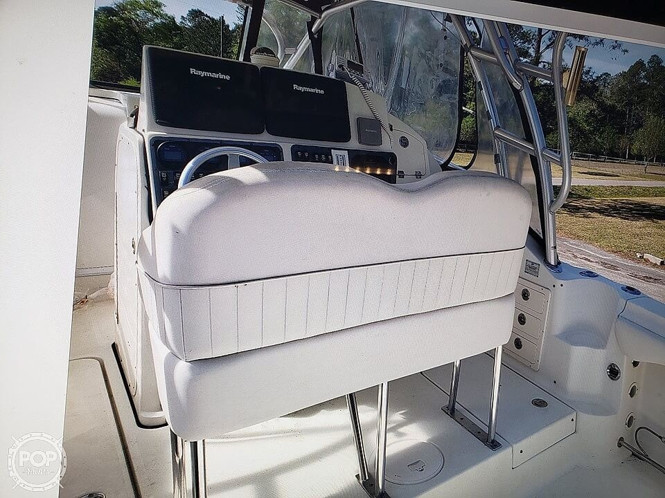 2006 Hydra-Sports boat for sale, model of the boat is Vector 3300 VX & Image # 17 of 40