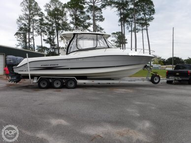 Hydra-Sports Vector 3300 VX, 33', for sale - $120,000