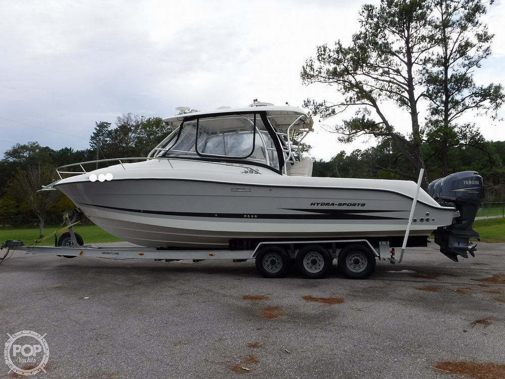 2006 Hydra-Sports boat for sale, model of the boat is Vector 3300 VX & Image # 2 of 40