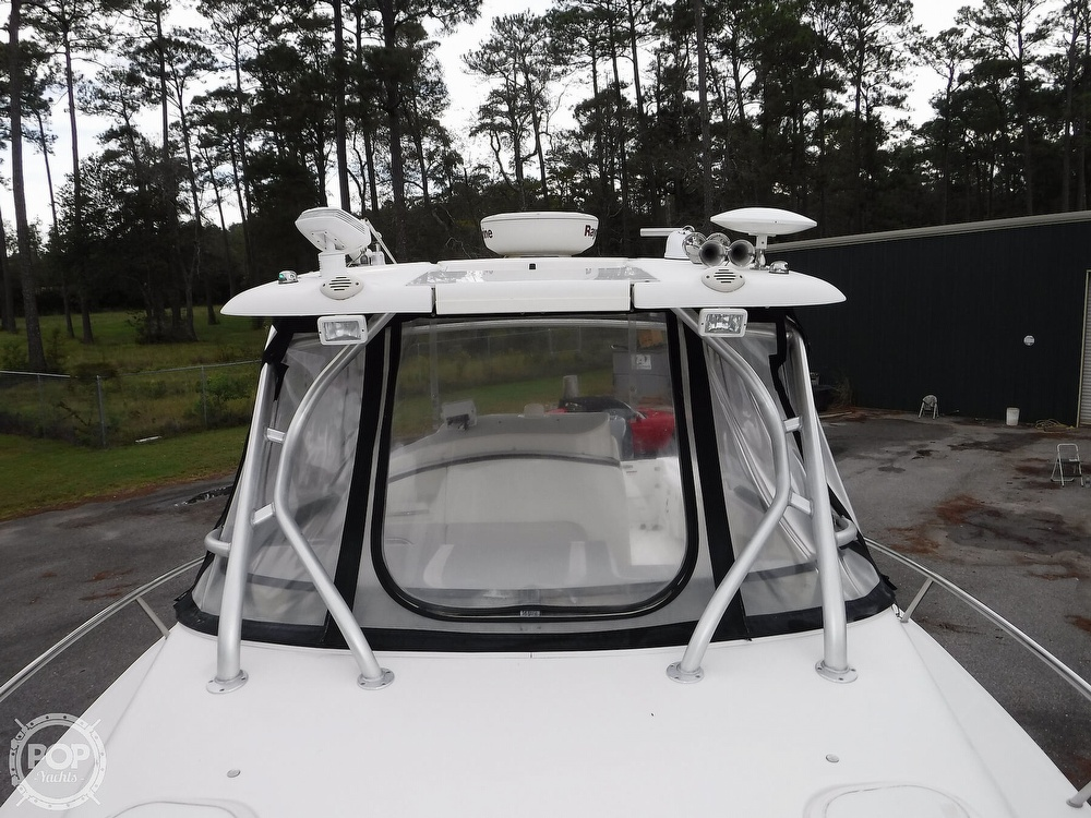 2006 Hydra-Sports boat for sale, model of the boat is Vector 3300 VX & Image # 3 of 40